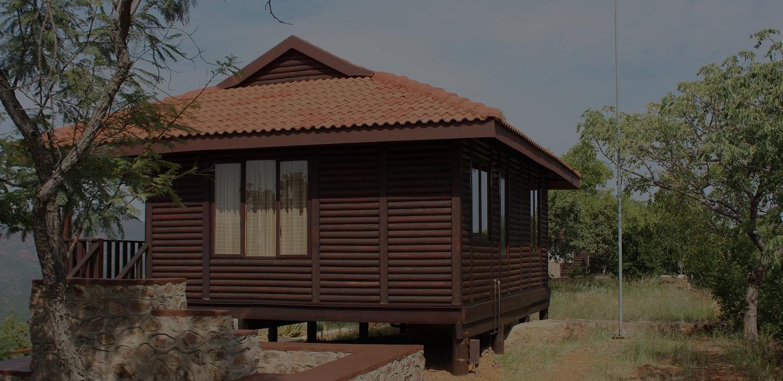 Self-Catering Log Cabins